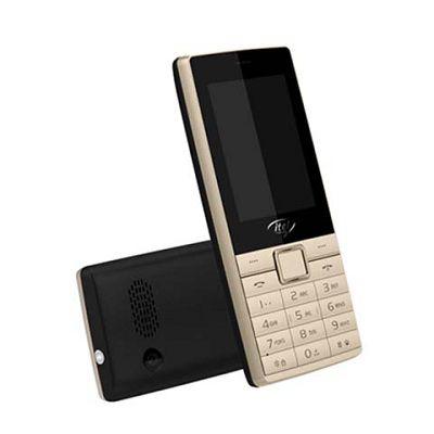 Điện thoại Itel IT5070 với chất liệu nhựa vẫn tạo độ bền cao