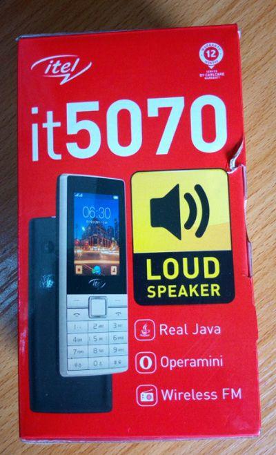 Điện thoại Itel It5070