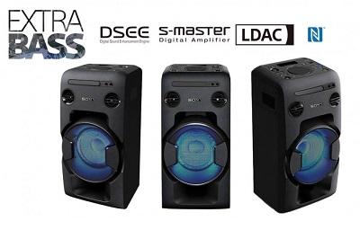Loa Sony MHC - V11/C SP6