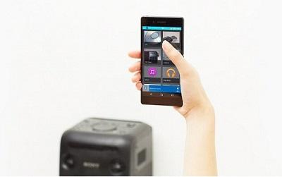 Loa Sony MHC - V11/C SP6.