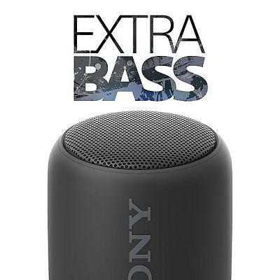 Sản phẩm loa di động Sony SRS-XB10.