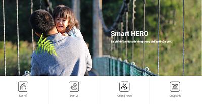 SmartWATCH Masstel smart HERO