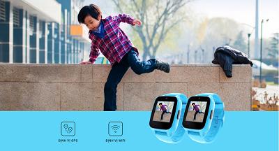 Tính năng định vị GPS chuẩn xác dành cho cha mẹ.