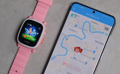 Đồng hồ trẻ em thông minh myAlo Kidsphone KS62W