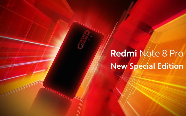 Xiaomi Redmi Note 8 Pro phiên bản đặc biệt