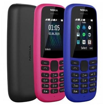 nokia 105 2 sim - hong yen mobile