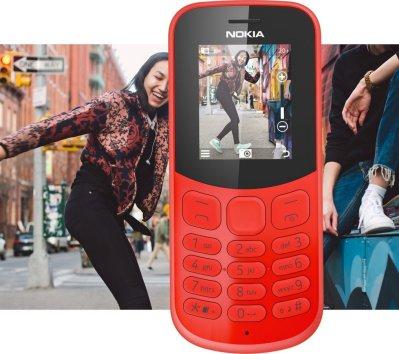 Nokia 130 2017 trang bị 1 camera đủ để bạn chụp lại những bức ảnh đáng ghi lại