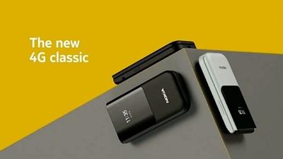 Điện thoại Nokia 2720 Flip
