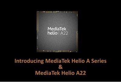 Chipset Mediatek MT6761 4 nhân (Helio A22) trên Nokia 2.2