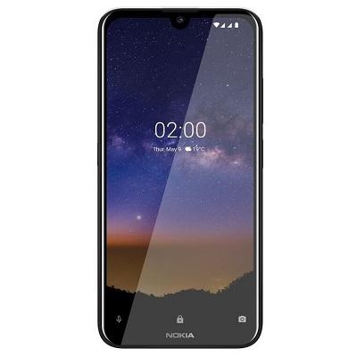 Màn hình với độ hiển thị ổn trên Nokia 2.2