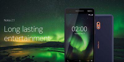 Điện thoại Nokia 2.1 2018