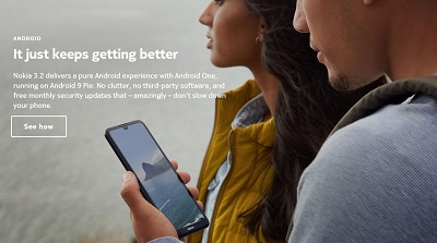 Không ngừng cải thiện hiệu năng trên Nokia 3.2 2019