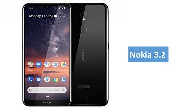 Điện thoại Nokia 3.2 2019