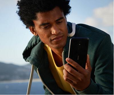 Tính năng nhận diện khuôn mặt được cải tiến trên Nokia 3.2 2019