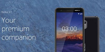 Điện thoại Nokia 3.1 2018