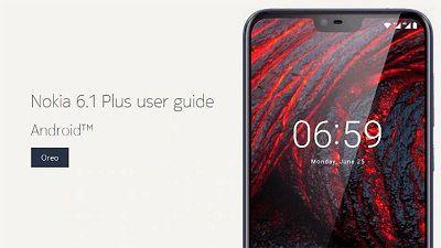 Điện thoại Nokia 6.1 Plus