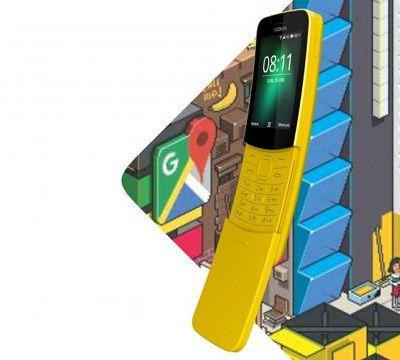 Nokia 8110 4G cấu hình ổn định