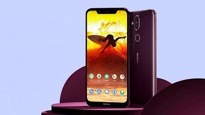 Điện thoại Nokia 8.1
