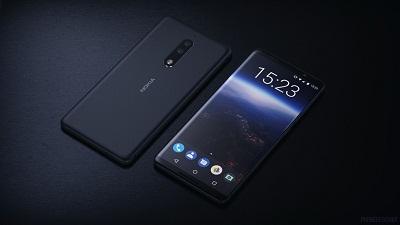 Sản phẩm cao cấp bị rò rỉ Nokia 9.