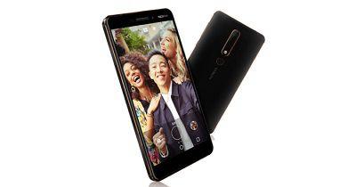 Màn hình với tỉ lệ 16:9 của Nokia N6 2018