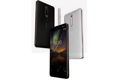 Điện thoại Nokia N6 2018