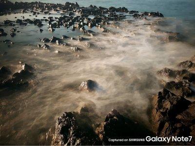 Các bức hình được chụp bằng Samsung Galaxy Note Fe