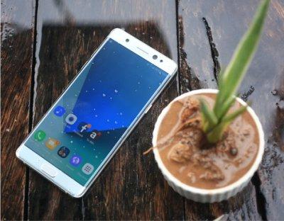 Samsung Galaxy Note Fe được trang bị màn hình QHD