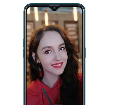 Camera selfie ấn tượng trên điện thoại Oppo A7