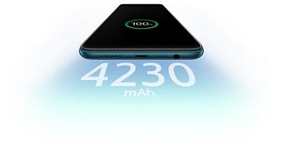 Dung lượng pin ấn tượng trên điện thoại Oppo A7