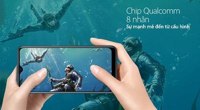 Đáp ứng đầy đủ nhu cầu sử dụng trên điện thoại Oppo A7