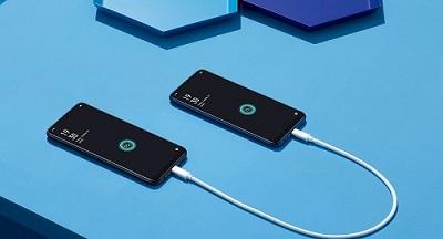 Hỗ trợ sạc người cho điện thoại khác trên Oppo A9 2020