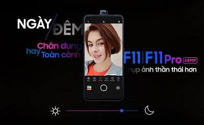 Điện thoại Oppo F11