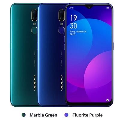 2 Màu sắc lạ mắt trên điện thoại Oppo F11