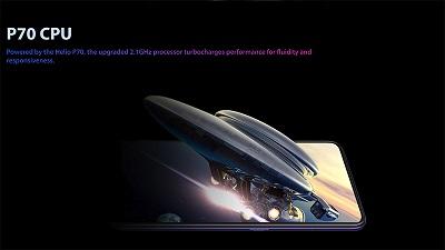 Chipset Helio P70 mạnh mẽ trên điện thoại Oppo F11 Pro