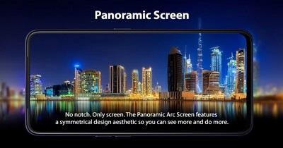 Công nghệ màn hình Panoramic đầu tiên trên điện thoại Oppo F11 Pro