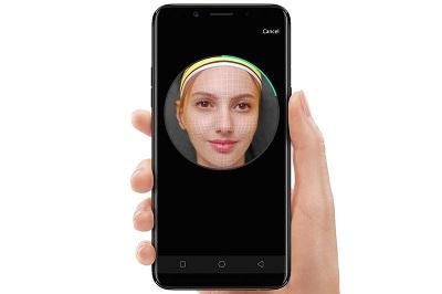 OPPO F5 được cập nhật công nghệ bảo mật nhận diện khuôn mặt thông minh với độ chính xác cao