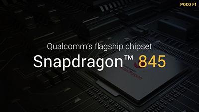 Chip xử lý Snapdragon 845 mới nhất của Qualcomm