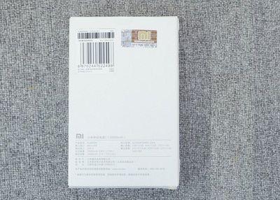 Sạc dự phòng Xiaomi 20.000mAh Gen 2 hổ trợ tem chống giả