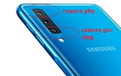 Điện thoại Samsung Galaxy A7 (2018)