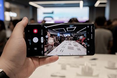 Phần mềm chụp ảnh được tôi ưu hoá, tốt hơn trên Android Pie