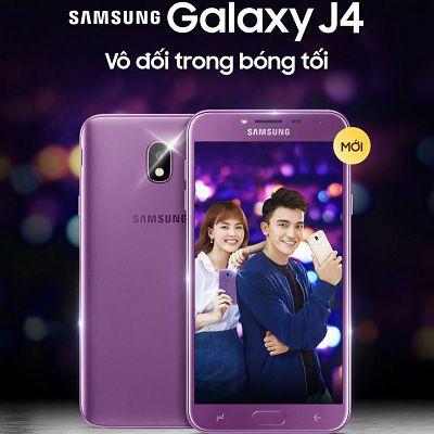 Điện thoại Samsung Galaxy J4 2018