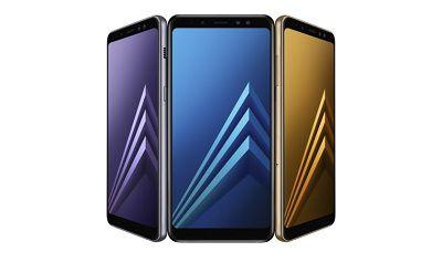 Điện thoại Samsung Galaxy A8/A8+ 2018