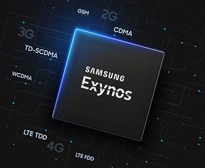 Chipset Exynos 7884 trên điện thoại Samsung Galaxy A10