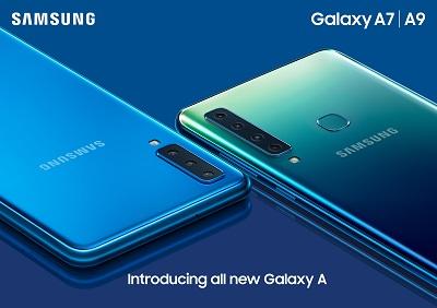 Điện thoại Samsung Galaxy A9 2018