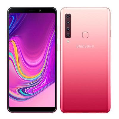 Điện thoại Samsung Galaxy A9 2018 kiểu dáng thiết kế hiện đại và sang trọng