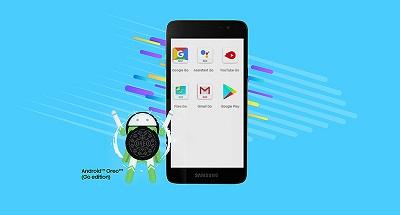 Samsung Galaxy J2 Core với hệ điệu hành Android Go Edition