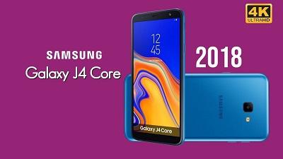 Điện thoại Samsung Galaxy J4 Core