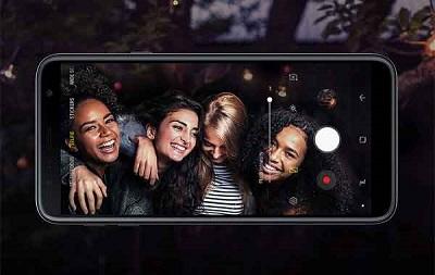 Camera với khả năng chụp và lưu trữ khá nhanh của Samsung Galaxy J4 Core