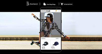 Ứng dụng Samsung Mall mang đến những tiện ích cho người dùng