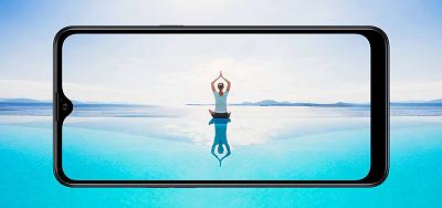 Màn hình vô cùng Infinity-V mang đến những sự hài lòng cho bạn